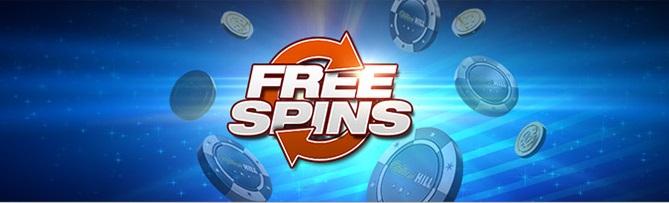 Free spins uten krav på innskudd