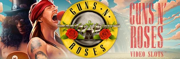 Free spins Guns N Roses spilleautomat