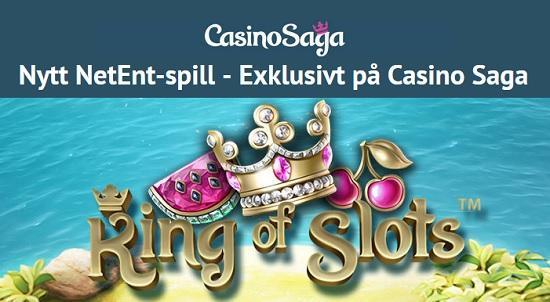 Casino Saga gratis spinn