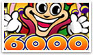 Spille Jackpot 6000