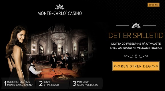 Monte Carlo free spins